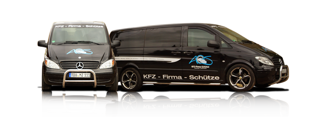 Allseits gute Fahrt wünscht die KFZ Firma Schütze