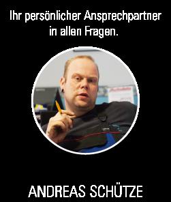 Inhaber Andreas Schütze